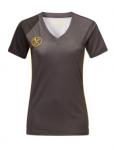 Liona Pro Trainingsshirt Antracite Old Black