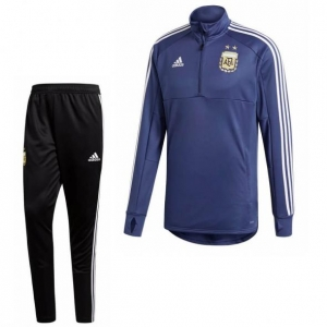 ADIDAS ARGENTINIE TRAININGSPAK 2018-2020 RAW PURPLE WHITE