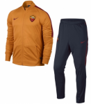 AS Roma Squad Trainingspak 16 17 Kumquat Obsidian