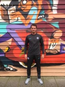 Adidas Chelsea pres suit
