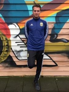 Argentinie sweat suit