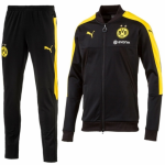 Borussia Dortmund Trainingspak 16 17 Puma Black