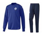 Chelsea blue sweat suits