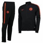 Manchester City Trainingspak 16 17 Black Orange