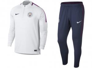 Manchester City Trainingspak Senior 2018