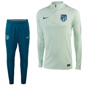 NIKE ATLETICO MADRID DRY SQUAD DRILL TRAININGSPAK GROEN 130 euro