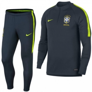 NIKE BRAZILIË DRY SQUAD DRILL TRAININGSPAK 2018-2020 ARMORY NAVY