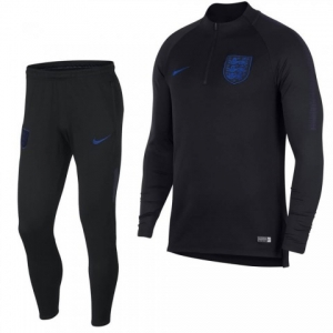 NIKE ENGELAND DRY SQUAD DRILL TRAININGSPAK 2018 BLACK