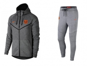 NIKE FC BARCELONA TECH FLEECE 2017-2018