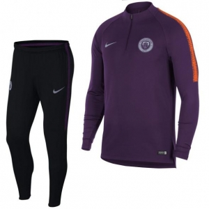 NIKE MANCHESTER CITY DRY SQUAD DRILL TRAININGSPAK 2018-2019 130 euro jr 110 euro