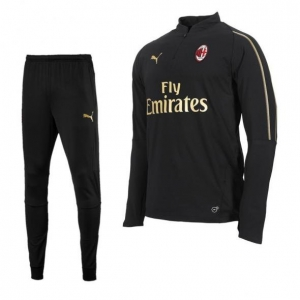 PUMA AC MILAN  TRAININGSPAK 2018-2019 PUMA BLACK