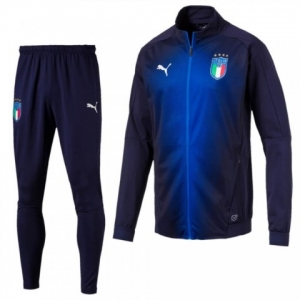 PUMA ITALIE TRAININGSPAK 2018 PEACOAT