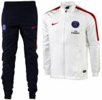 Paris Saint Germain Dry Trainingspak 1617 White University Red Kids