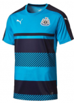 Puma Newcastle United Trainingsshirt 2016-2017 Navy