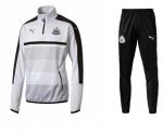 Puma Newcastle United Wit Zip Suit