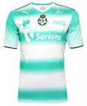 Puma Santos Laguna Thuisshirt 2016-2017