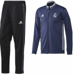 Real Madrid Trainingspak 16 17 Raw Purple Crystal White