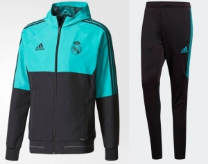 Real Madrid pres suit