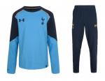 Tottenham Sweat suit 2016-2017 blauw