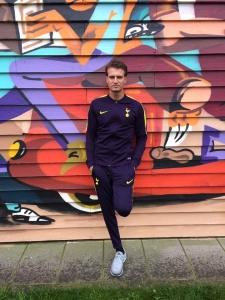 Tottenham pres suit