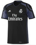 adidas Real Madrid 3rd Shirt 2016-2017