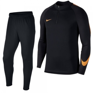 NIKE DRY SQUAD DRILL TRAININGSPAK BLACK CONE