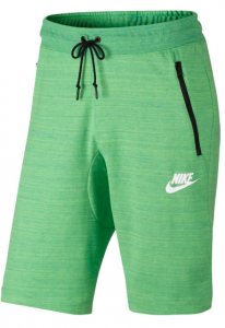 M NSW AV15 SHORT KNIT groen