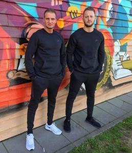 Nike Tech Black Black