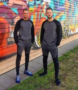 Nike Tech Suit duo
