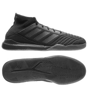 adidas Predator Tango 18.3 Trainer Nite Crawler - Zwart Grijs