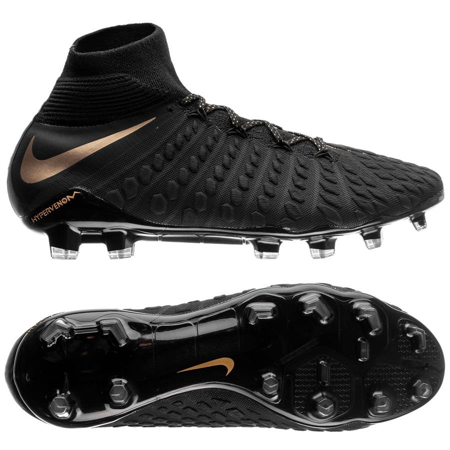 buy popular 69acf 2a2c3 ... coupon code for nike hypervenom phantom 3 elite df fg game of gold zwart  goud ecd5e