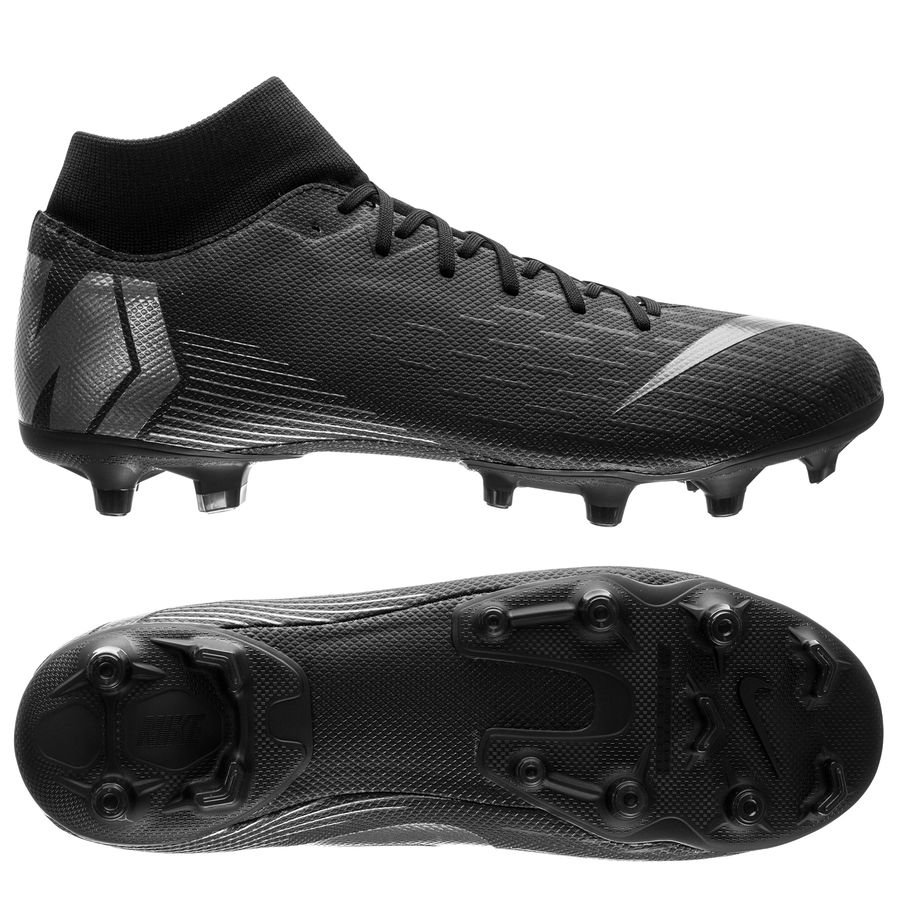 size 40 34807 fb2be Nike Mercurial Superfly 6 Academy MG Stealth Ops - Zwart € 90