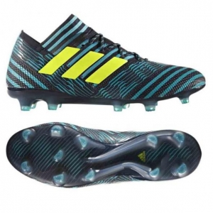 ADIDAS NEMEZIZ 17.1 FG LEGEND INK SOLAR YELLOW ENERGY BLUE € 250
