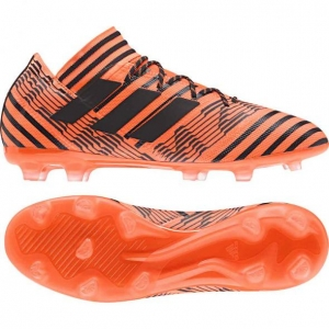 ADIDAS NEMEZIZ 17.2 FG SOLAR ORANGE CORE BLACK € 150