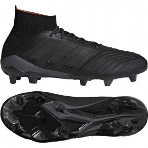 ADIDAS PREDATOR 18.1 FG CORE BLACK CORE BLACK REACOR