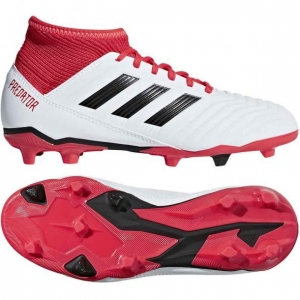 ADIDAS PREDATOR 18.3 AG FUTURE WHITE CORE BLACK REACOR KIDS