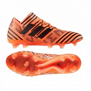 Adidas Nemeziz 17.1 FG solar orange core black € 250
