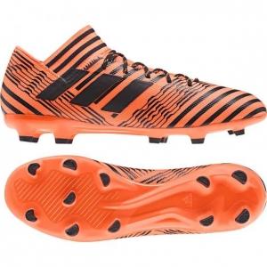 Adidas Nemeziz 17.3 FG solar orange core black € 90