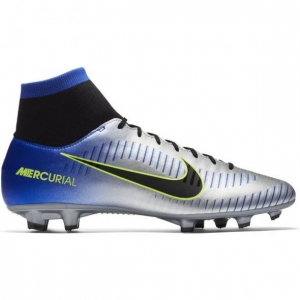 NIKE NEYMAR JR MERCURIAL VICTORY VI DYNAMIC FIT FG RACER BLUE € 90