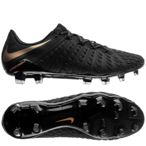 Nike Hypervenom Phantom 3 Elite FG Game of Gold - Zwart Goud