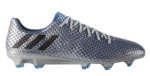 adidas MESSI 16.1 FG Silver Metallic Core Black