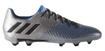 adidas MESSI 16.2 FG Silver Metallic Core Black