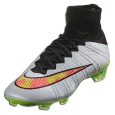 Nike Mercurial Superfly FG - White Green