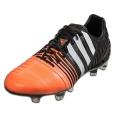 adidas Nitrocharge 1.0 FG - Black Flash Orange