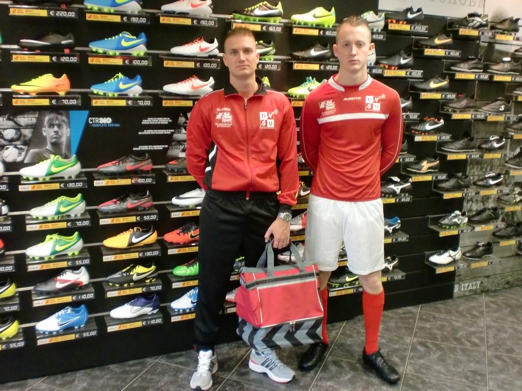 b612d91e514 DVSU Archieven - Paul Pessel Sport | Soccer Center Utrecht | De ...