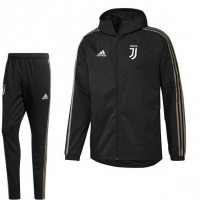 ADIDAS JUVENTUS TRAININGSPAK REGEN 2018-2019 BLACK CLAY