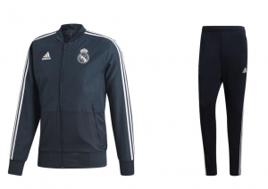 Adidas Real Madrid Pres Suit 18 - 19