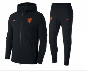 Nederland-Tech-Fleece-Trainingspak