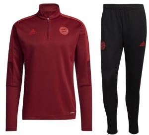 adidas-Bayern-Munchen-Trainingspak-2021-2022-uit