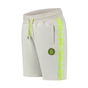 Malelions-Sport-Striker-Short-Grey-Lime
